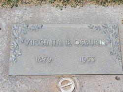 Virginia Irene <I>Bubb</I> Osburn