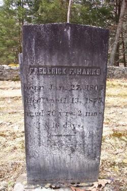 Frederick Freeman Hanks