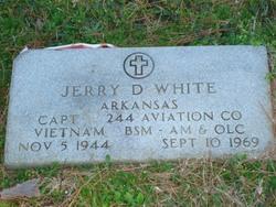 """Capt Jerry Dean """"Whitey"""" White"""
