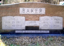 Loyd Livingston Baker