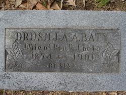 Drusilla A. Baty