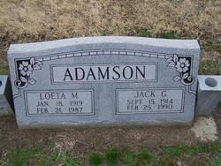 Jack Garvin Adamson