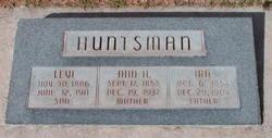 Ira Huntsman, Sr
