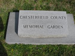 Chesterfield County Memorial Garden