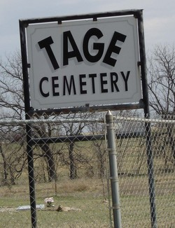 Tage Cemetery