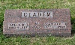 Hannah O. Gladem