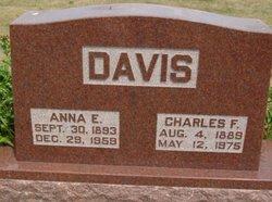 Charles F Davis