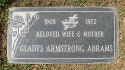 Gladys Grey <I>Beedie</I> Abrams
