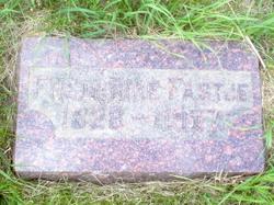Dorothea Fredericka <I>Kausel</I> Fastje