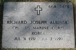 Richard Joseph Albinski