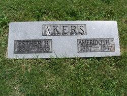 Ameridoth John Akers