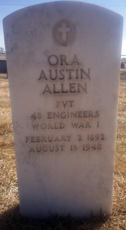 Ora Austin Allen