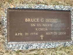 Bruce Gordon Beebe