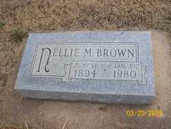 Nellie N. <I>Mefford</I> Brown
