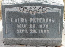 "Leeota Laurenda ""Laura"" Peterson"