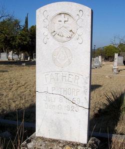 Joseph Pleasant Thorp