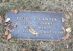 Floyd E Canter