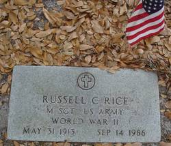 Russell C. Rice