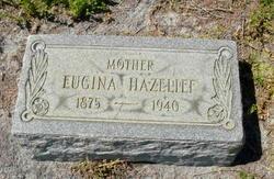 Eugina <I>Oglesby</I> Hazelief