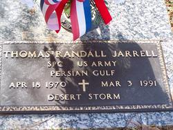 SPC Thomas Randall Jarrell