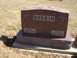Amelia L. <I>Lacy</I> Bodkin