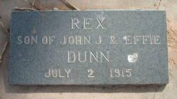Rex Dunn