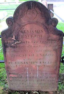 Benjamin English