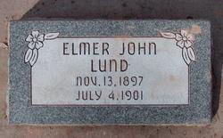 Elmer John Lund