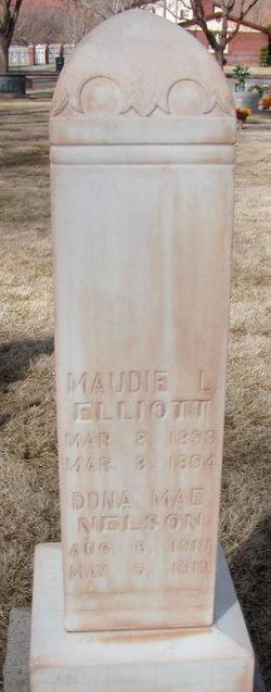 Maude Louise Elliott