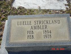 Luelle Strickland