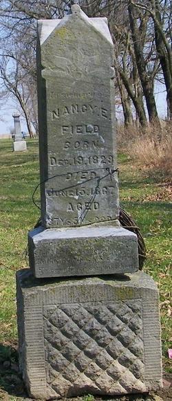 Nancy Emeline <I>Harris</I> Field
