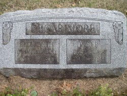 "Elizabeth ""Betsey"" <I>Jones</I> Degarimore"