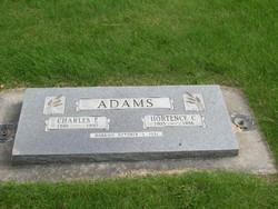 Charles Edwin Adams