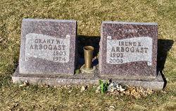 """Grant William """"Mike"""" Arbogast"""