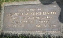 Kenneth M Aeschliman