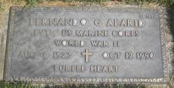 Fernando G Alarid