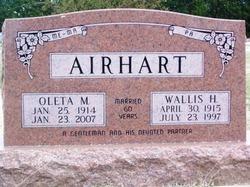 Oleta <I>Miller</I> Airhart