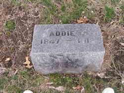 """Adeline """"Addie or Ada"""" <I>Lang Case</I> Hathaway"""