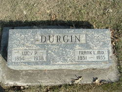 Lucy Marilla <I>Phillips</I> Durgin