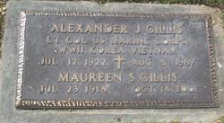 Alexander James Gillis