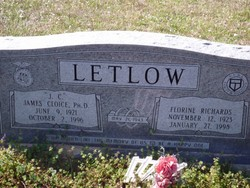 "James Cloice ""J. C."" Letlow"