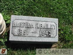 America Helen <I>Baum</I> Bailey