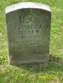 MSGT George E. Bellew