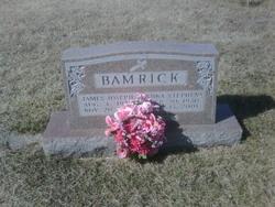 Edna <I>Stephens</I> Bamrick