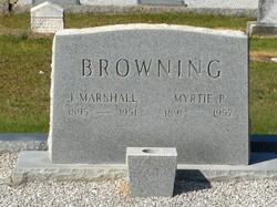 Jasper Marshall Browning