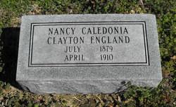 Nancy Caledonia <I>Clayton</I> England