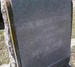 John Walker Stovall