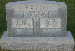 Amelia <I>Swindlehurst</I> Smith