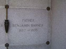 Benjamin Warner