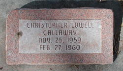 Christopher Lowell Callaway